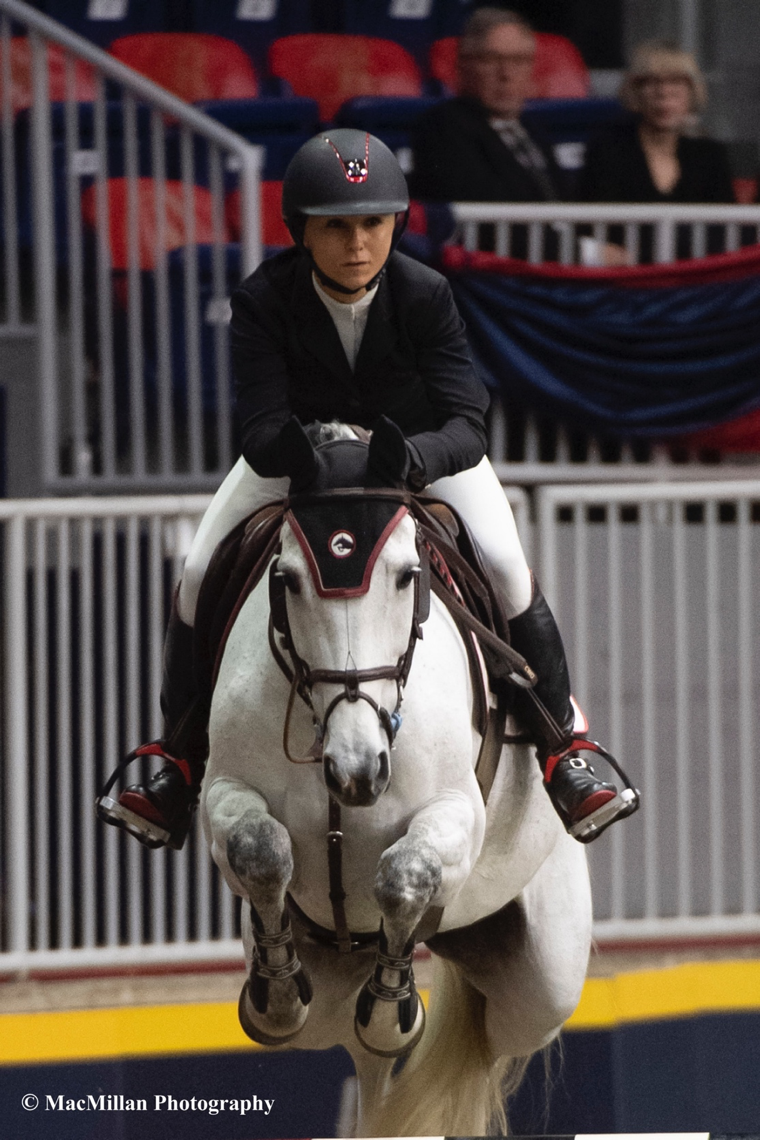 Rider Spotlight Georgina Bloomberg
