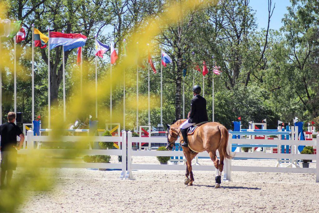 equitazione olimpiadi